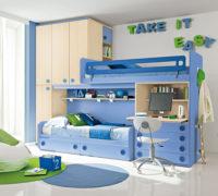 camerette per bambini roma